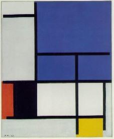 Mondrian fake